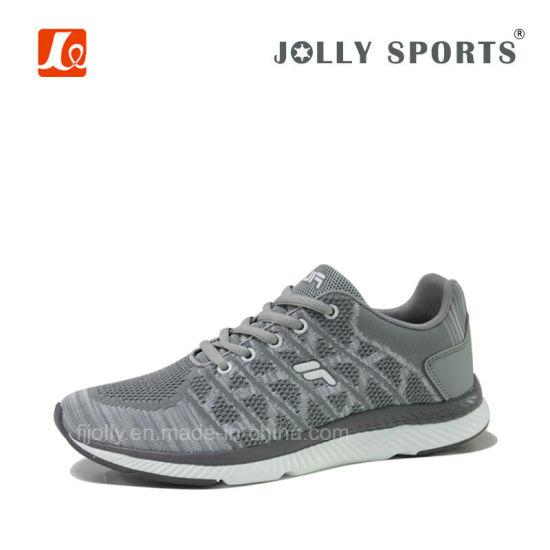 New Fashion Style Breathable Casual Leisure Shoes for Men Women with Flynit  Upper pictures   photos 2bde6a70f5