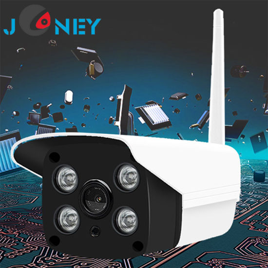 China Hot Sell Built in 45dB Microphone Bullet IP WiFi Camera