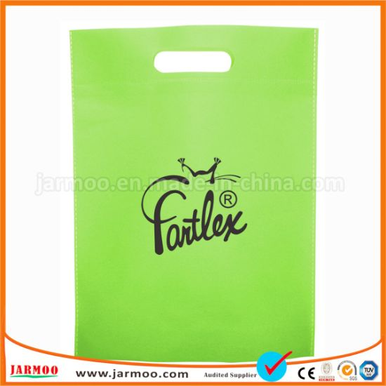 Promotional Reusable Non Woven Bag Making Machine Price pictures & photos