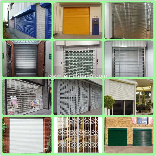 Aluminium Roller Shutters/Blinds Made in China pictures & photos