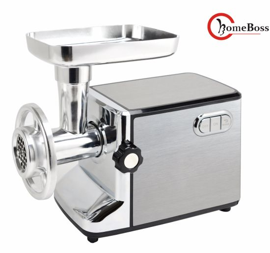 1800W Multifunctional Electric Stainless Steel Meat Grinder