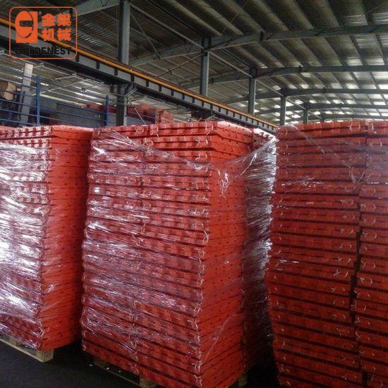 Durable Plastic Slats for Pig