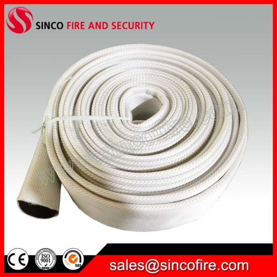 Double Jacket Fire Hose with Fire Hose Parts pictures & photos