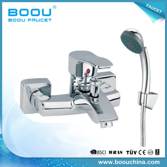 China Boou Hot Sales Bathtub Faucet with Hand Shower Set (B8240-3 ...