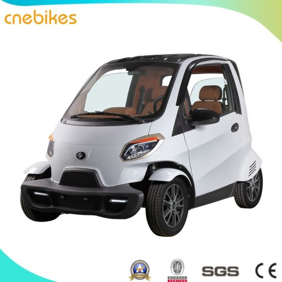 China Mini Electric Car Eec Roved 2seats Small Penger