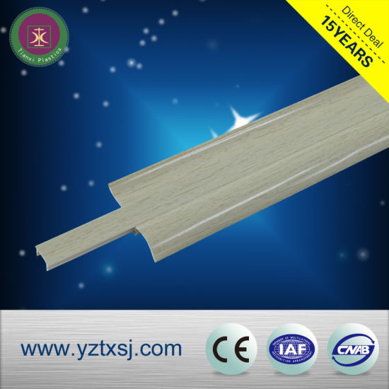 High Quality PVC Floor Skirting Lvt Flooring pictures & photos