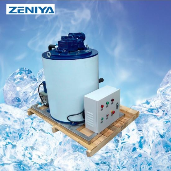 Commercial Flake Ice Maker Making Machine with Competitive Price