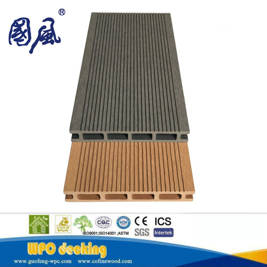China Wpc Panel High Quality Wood Flooring For Exterior Decoration