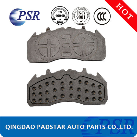 Wva29246 China Manufacturer Cast Iron Bakcing Plate for Mercedes-Benz pictures & photos