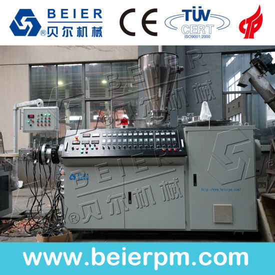PVC Wood Plastic and Board Extruder Production Extrusion Line