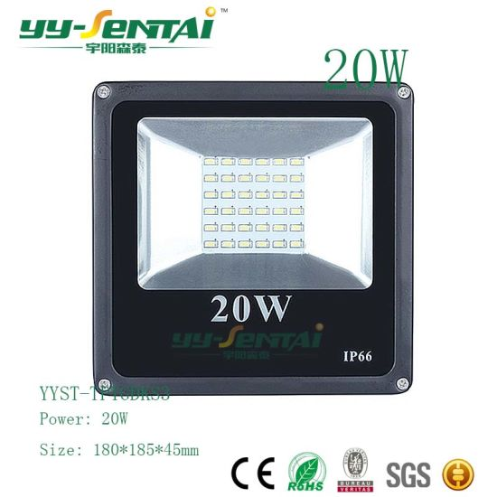 Ce RoHS IP65 20W Building Lighting Floodlight pictures & photos