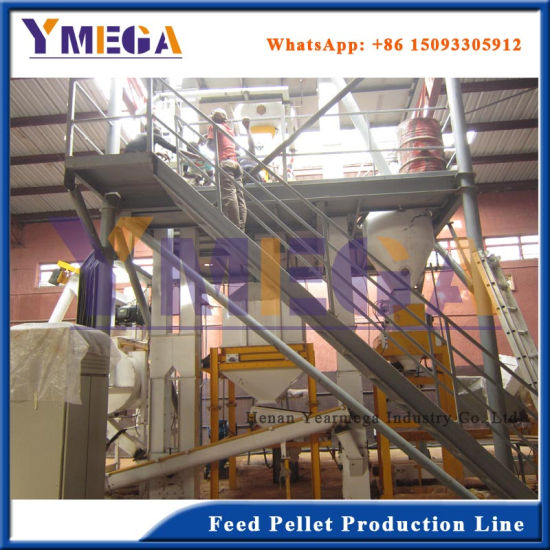 Widely Used Poultry Livestock Feed Production Plant pictures & photos