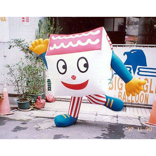 Customizable Costumes Giant Inflatable Costumes Charcter Walking Mascot Co100 pictures & photos