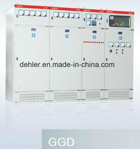 AC Low-Voltage Distribution Cabinet/Electrical Equipment Ggd Fixed-Mounted Low-Voltage Power Distribution Cabinet for Power Distribution Use