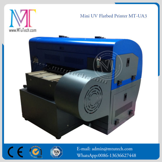 High Quality Digital Garment Printer DTG Printer A3 Size UV Inkjet Printer pictures & photos