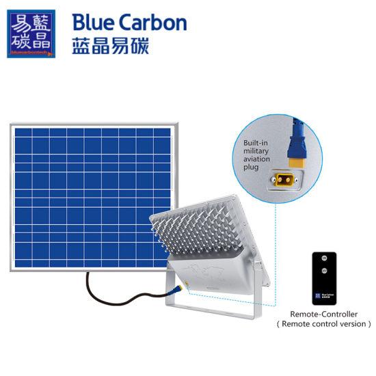 Hot Selling High Power IP66 Waterproof Outdoor Lighting Industrial 500W LED Solar Flood Light