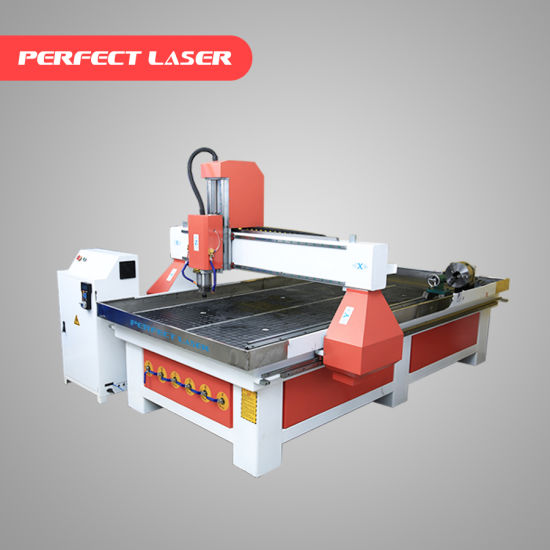 MDF Door Furniture Wooden CNC Router with Ce ISO pictures & photos