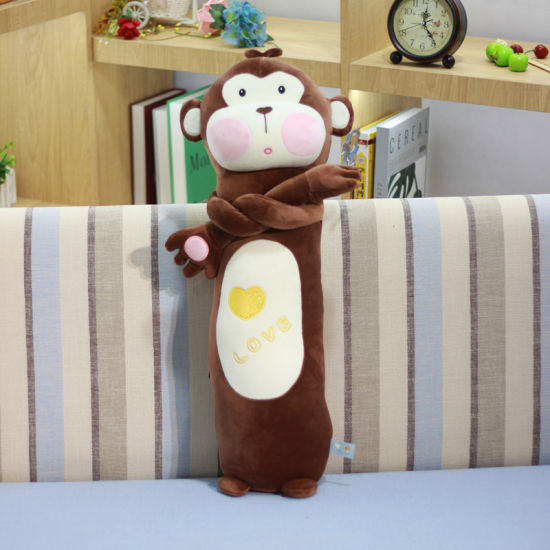 Wholesale Custom Stuffed Soft Plush Kids Animal Toy