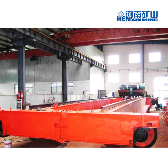 Metal Industry Electric Hoist Top Running Qd Model 20 Ton Overhead Crane