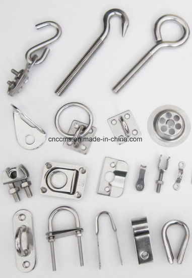 304&316 Stainless Steel U Type Screw Bolt Assembly pictures & photos