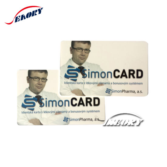 ISO/IEC 7816 Protocol Blank FM4428 Contact Smart Sle5528 Card with Low Price pictures & photos