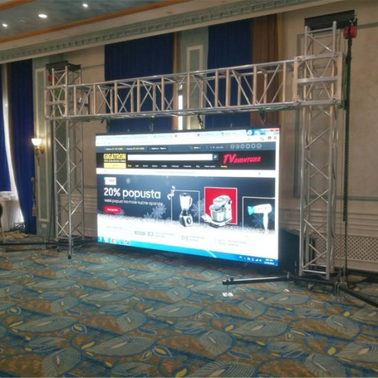 High-Quality Full Color LED Video Wall Indoor LED Display (P2.6, P2.97, P3.91, P4.81, P5.68, P5.95)