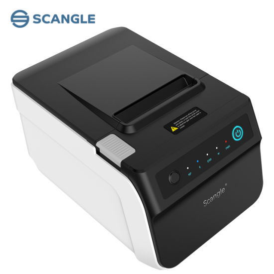 Powerful High Speed 300mm/Sec. 80mm POS Thermal Receipt Printer