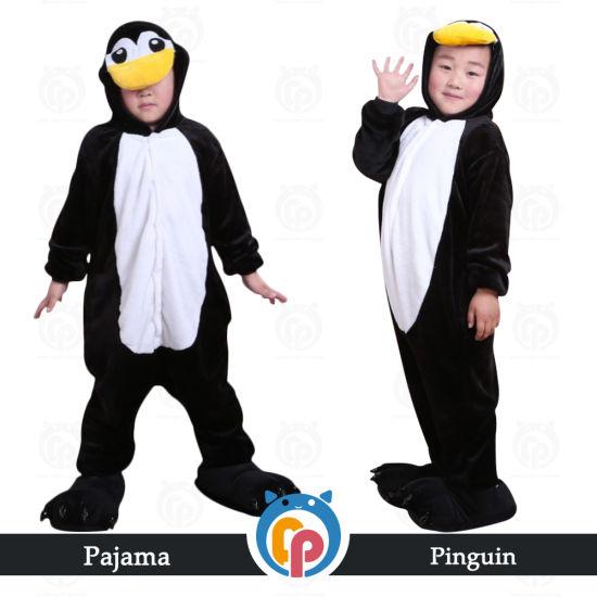 Factory Direct Sale Cute Animal Children Wear Penguin Clothing Kids