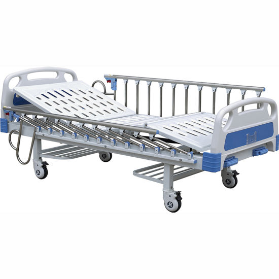 Manual Bed Double Crank