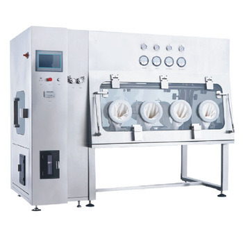PLC Automatic Control Sterile Test Isolation System with Printing Function pictures & photos