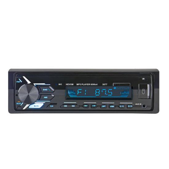 1 DIN Full HD Digital Car MP3 Player 3615b