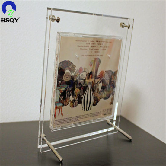 Cast Acrylic Sheet for Display Holder and Signage.