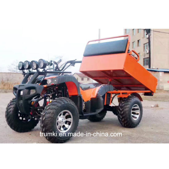 Chinese ATV 250cc Farm Equipment Utility Buying ATV