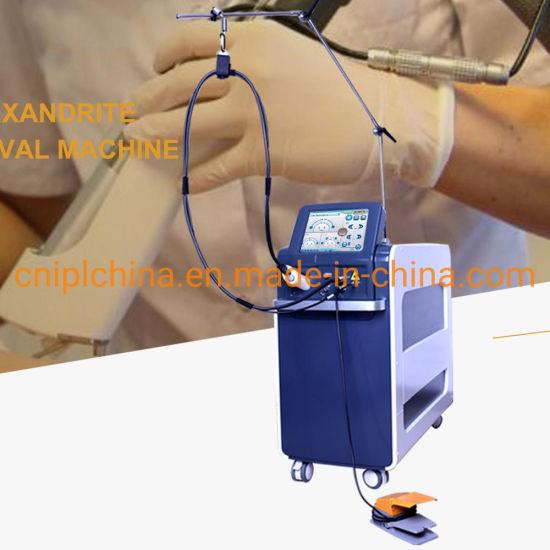 Discount Duel Wavelength Candela 1064nm+755nm Alexandrite ND YAG Long Pulse Hair Removal Laser Machine