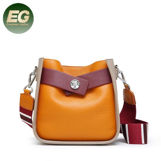 dd96124a3f Color Collision Fashion Women Handbag Shoulder Bag with Pouch Emg5500  pictures   photos