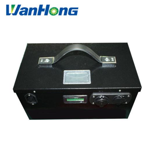 Rechargeable Solar Power Battery Lithium Ion Battery LiFePO4 Battery Pack 24V 60ah/Li-ion Battery for Solar Street Light