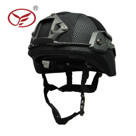 Black Nij 3A Mich 2000 Bullet Proof Helmet Military