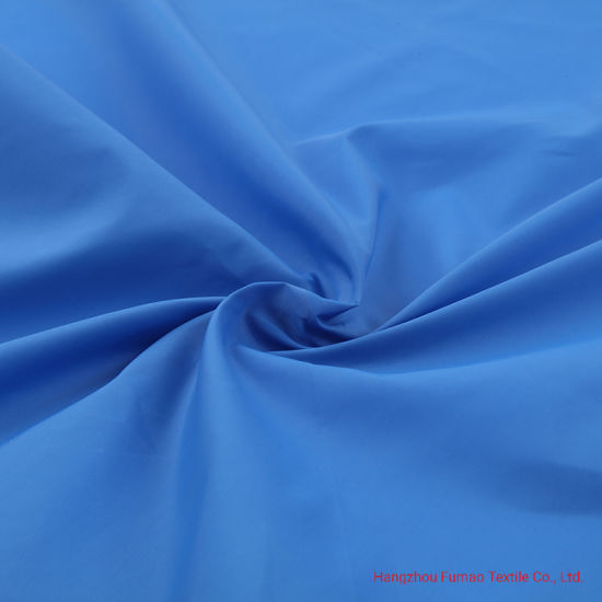 Polyester and Spandex Fabric with PU Coating for Fashion Garment