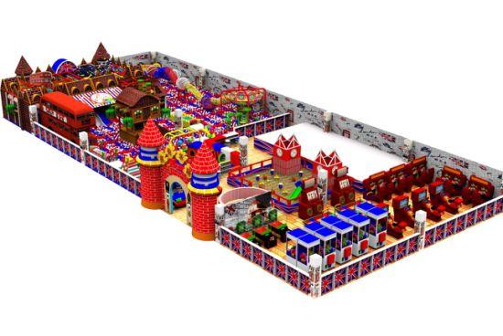 Promotion Amusement Zone Indoor Soft Kid's Playground Equipment