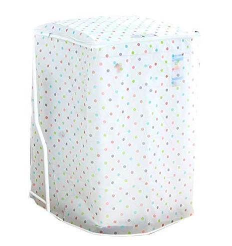 Washing Machine Cover Automatic Washer Dryer Cover Waterproof Dustproof