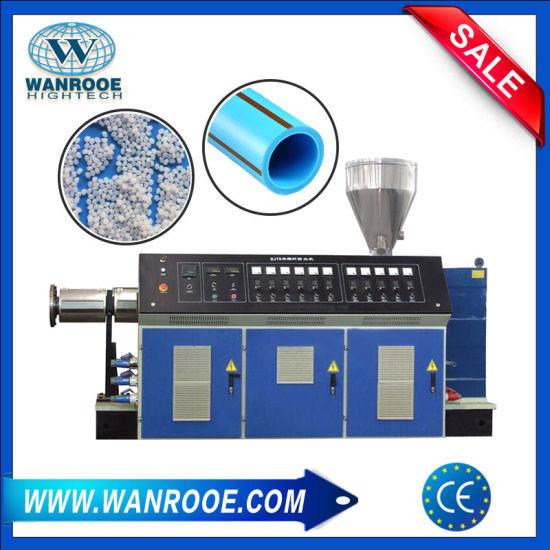 Single Screw Recycled PP/PE/PPR/LDPE/HDPE/LLDPE Sheet/Profile/Granule/Pellet/Pipe Mini Plastic Extruder