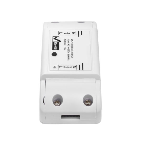 Basic Smart Home WiFi Wireless Switch Remote Control Automation Relay  Module for Apple Android Smartphones 10A 220V