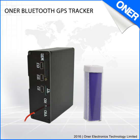 Bluetooth GPS Tracking Device for Vehicle