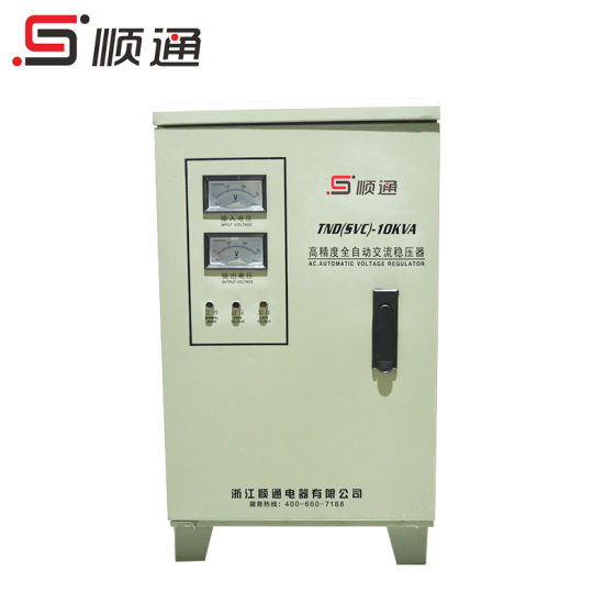 SVC Single Phase High Accurancy 20kVA Voltage Regulator/Stabilizer pictures & photos