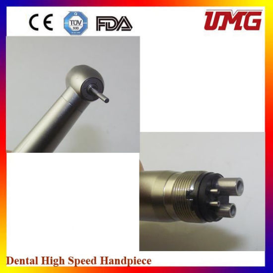 High Speed 4 Hole Air Turbine Dental Handpiece pictures & photos