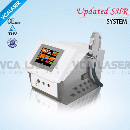 IPL Upgrated Technology Shr Aft Super Hair Removal pictures & photos