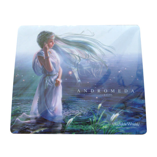 Promotional Mouse Pad with Soft Skidproof Back Side pictures & photos