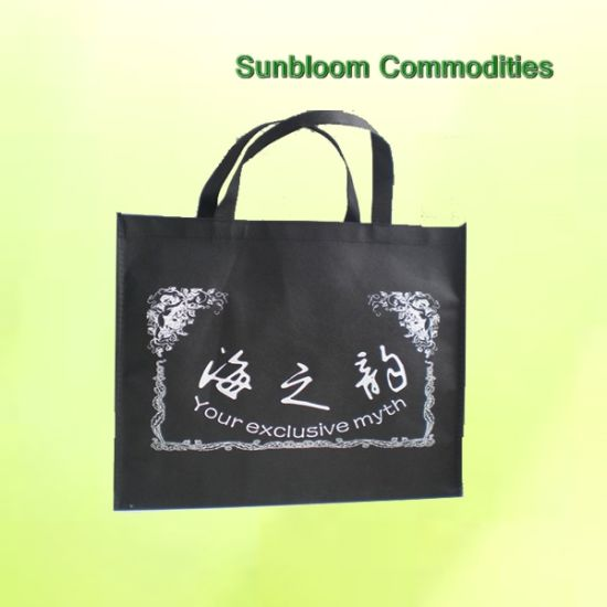 Fashion Advertising Nonwoven Shopping Bag Garment Packaging Bag pictures & photos