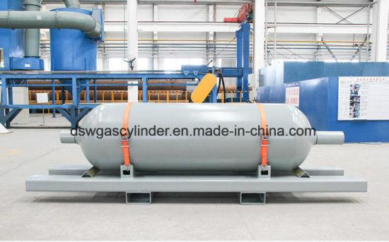 China Manufaturer High Purity Gas Tank