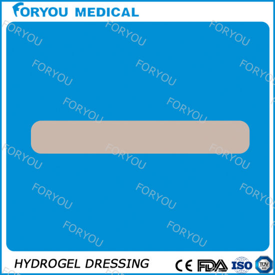Hypertrophic Scars Silicone Medical Scar Sheet with The Gel Silicon Pad pictures & photos